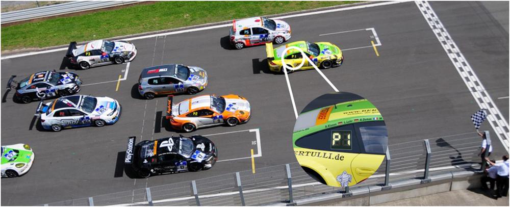 Race car sex position